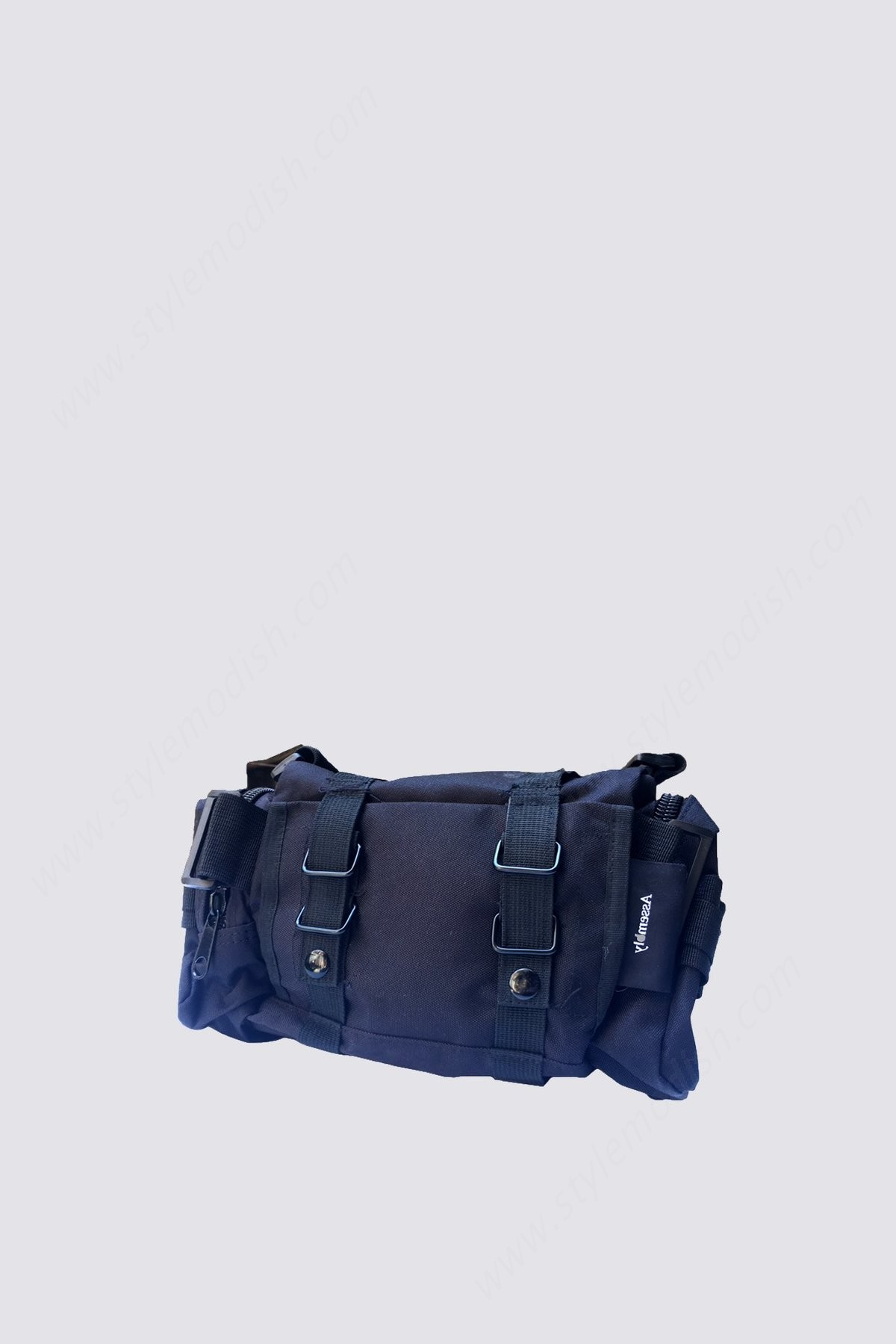 Assembly New York Mens's Assembly York Camera Handbag - Blue - -1