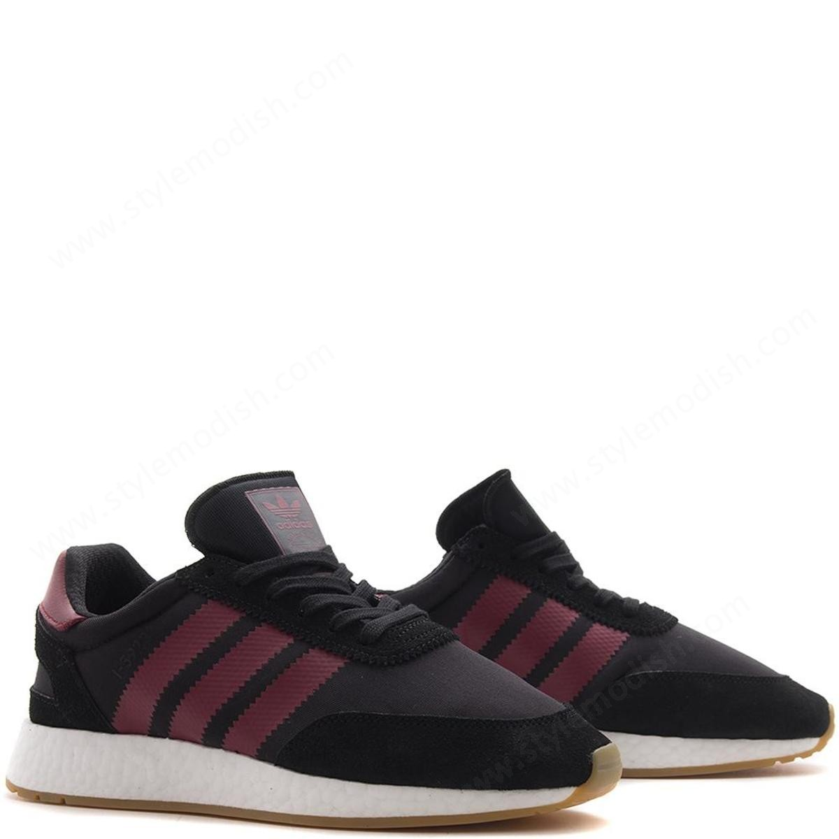 Man's Adidas I- Trainers - Core Black - -2