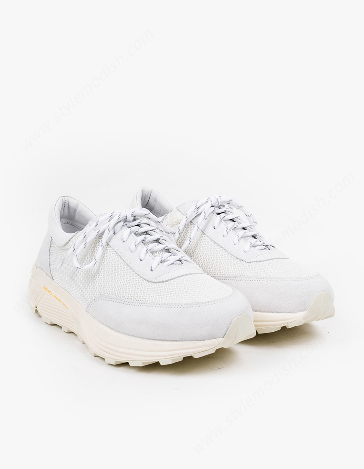 Mens's Our Legacy Mono Runner - White Trainers & Trainers - -1