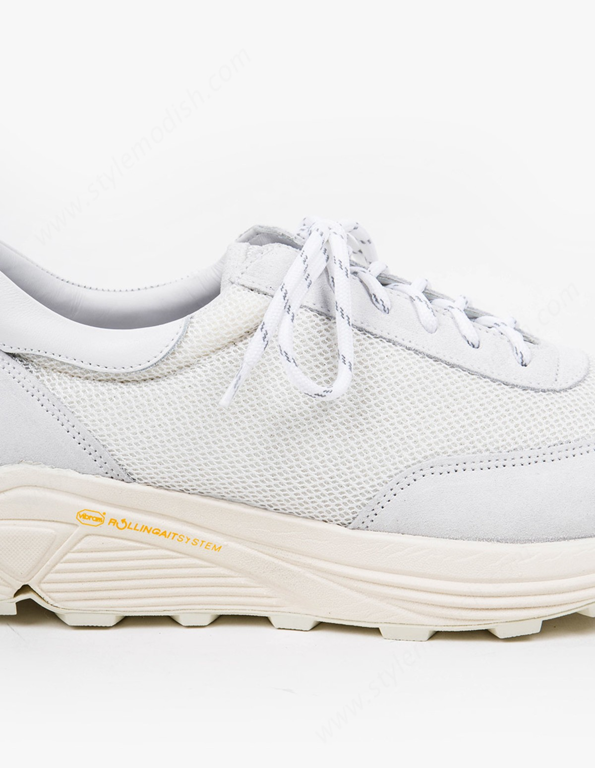 Mens's Our Legacy Mono Runner - White Trainers & Trainers - -4
