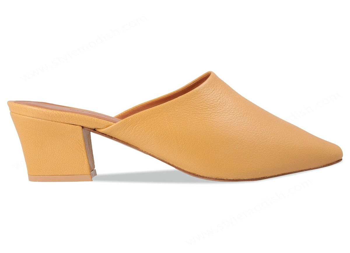 Woman's By Far Shoes Sienna - Sand - -0