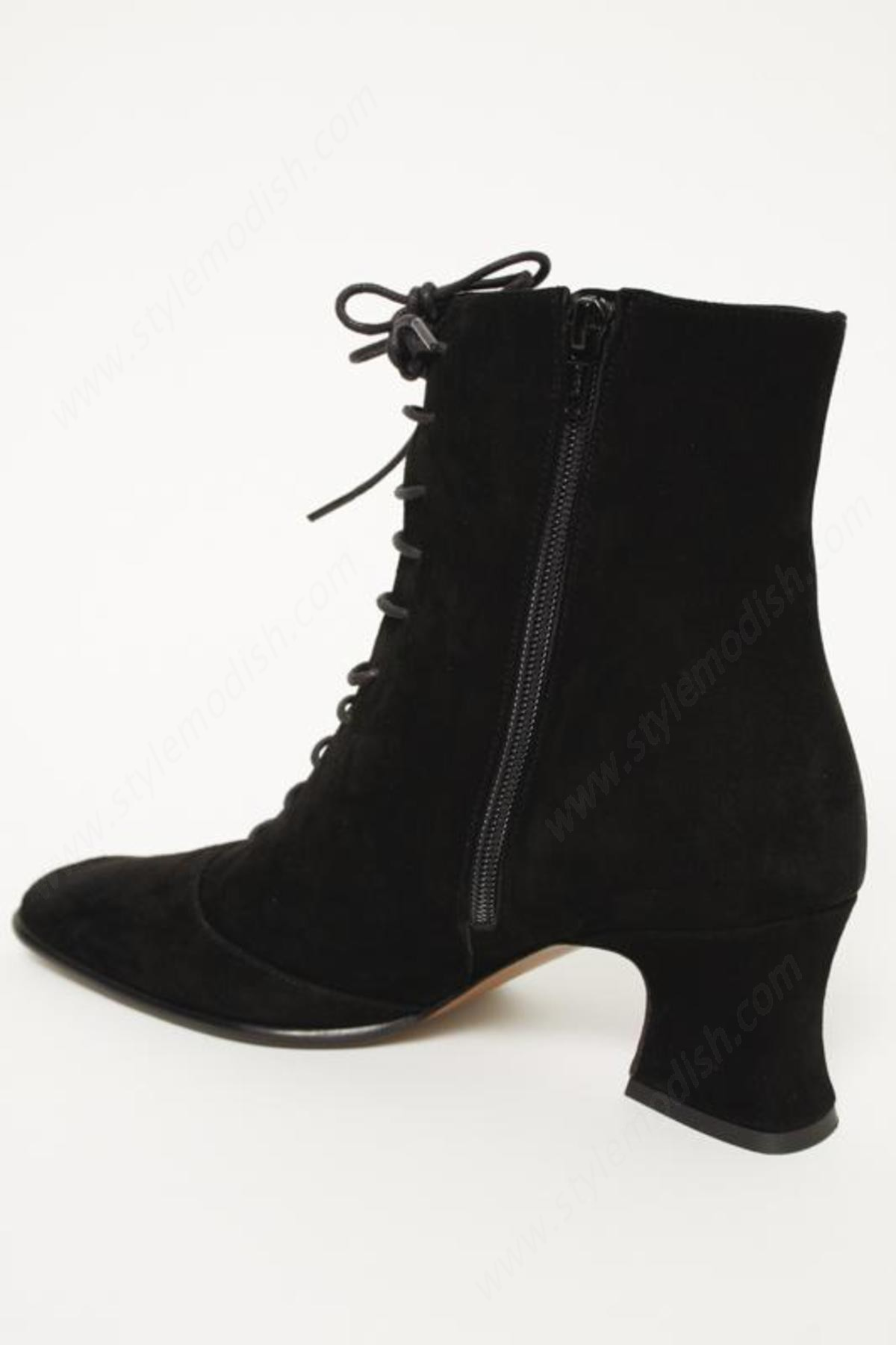Women's By Far Kate Boot - Black - -4