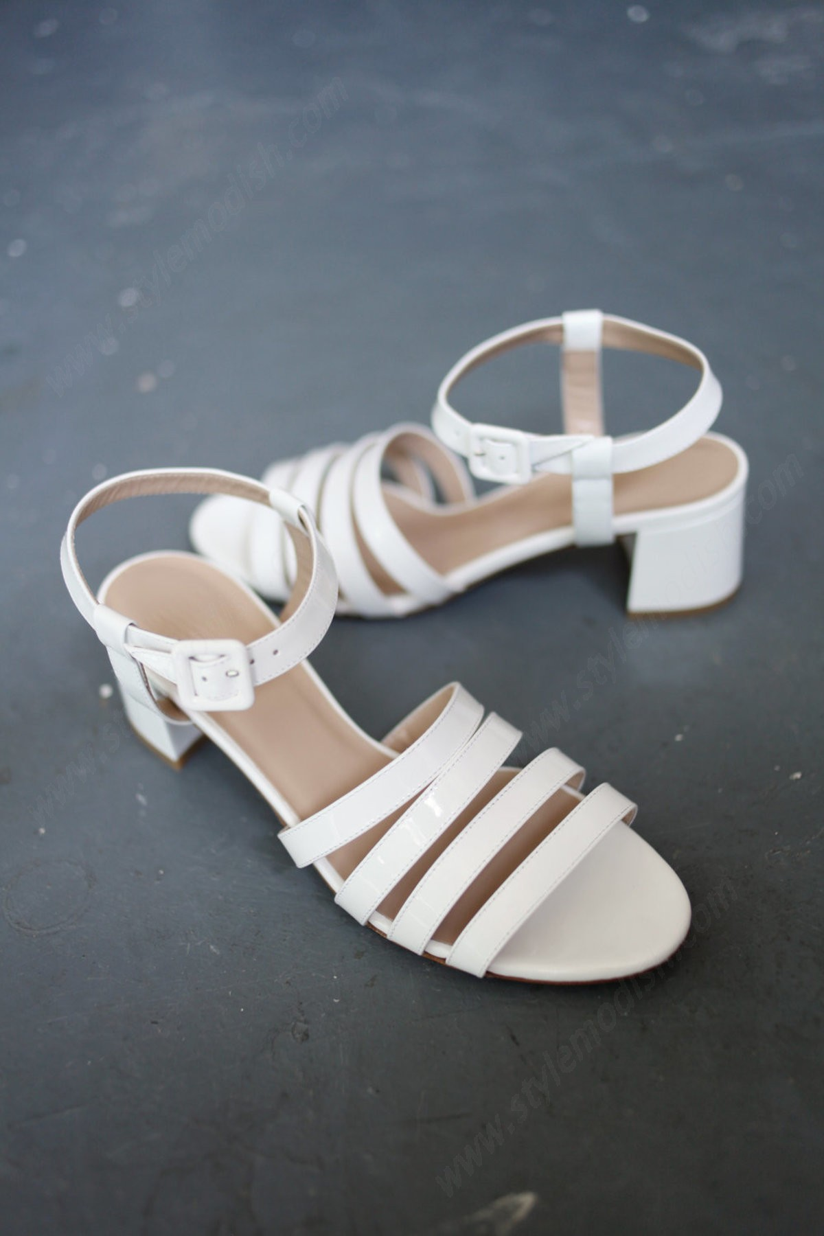 Women's Maryam Nassir Zadeh Palma Low Sandals - White - -2