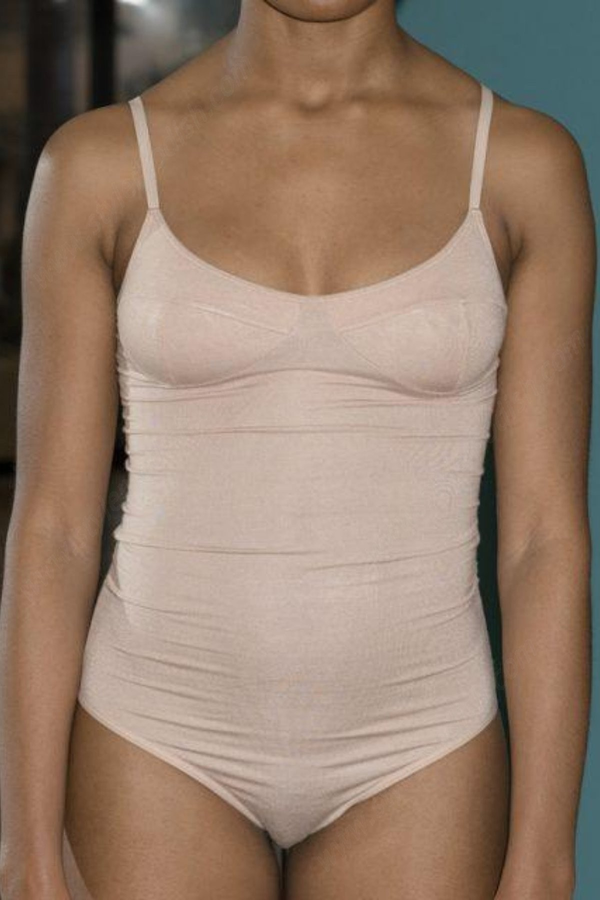 Woman's Baserange Body With Bra - Woman's Baserange Body With Bra