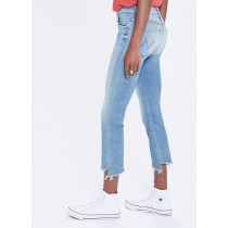Lady's Mother Denim Insider Crop Two Step - When Sparks Fly